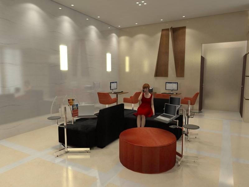 Lobby Mercure - 07